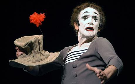 Image result for Two mimes