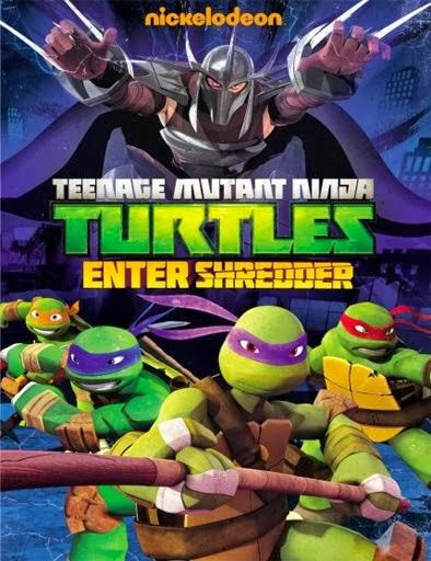 Tortugas Ninjas Llega Shredder (2013) Online Latino