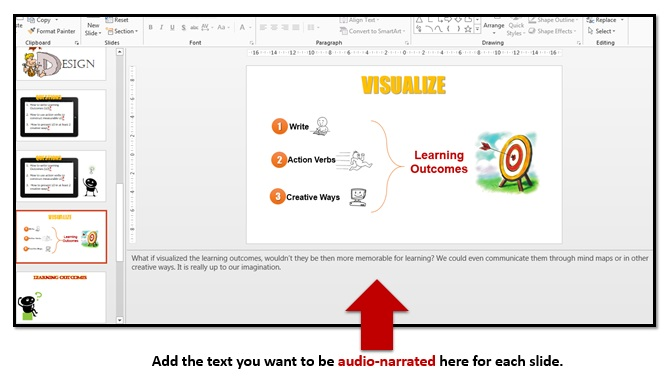 how to add writing lines to a powerpoint