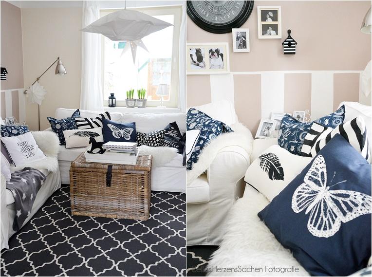 Interior, living, Wohnzimmer, Dekoration