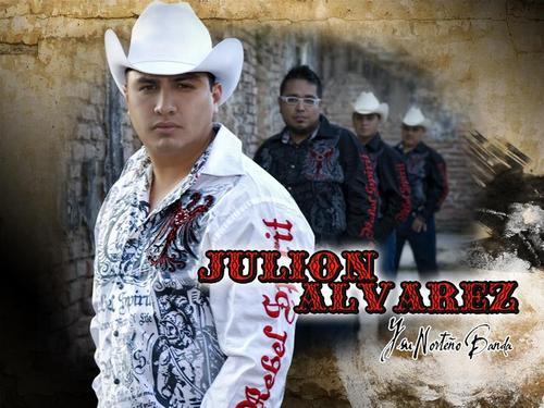 Julion Alvarez - Frijol con hueso (Disco / Album 2007)
