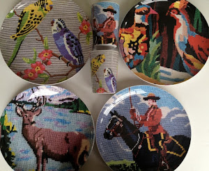 SALE ON TAPESTRY PLATES