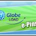 Globe E-Pins