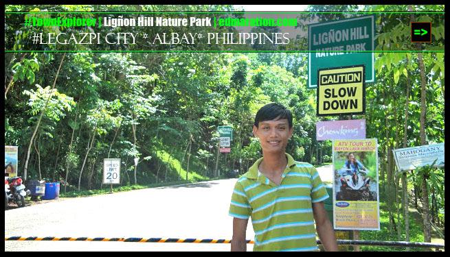 Lignin Hill Nature Park | Legazpi City, Albay, Philippines