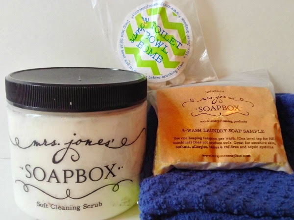 Win this sample set from Mrs. Jones Soapbox until 12/12/14! Managing a Home