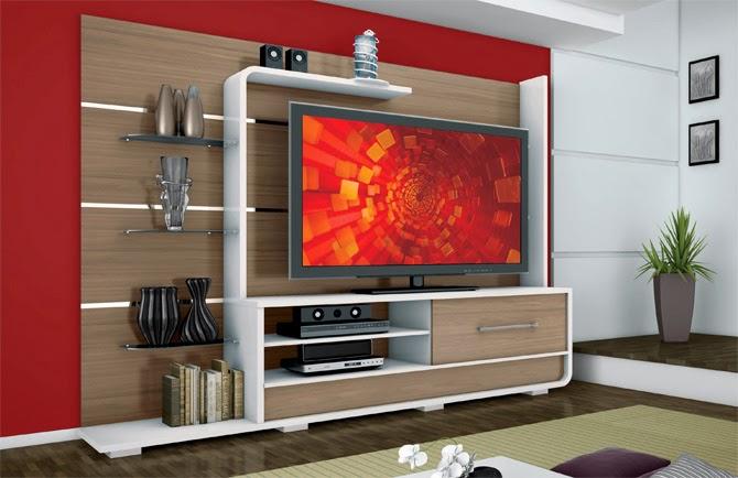 Enfeite De Rack ~ Decoraç u00e3o Rack Sala de TV X Decoraç u00e3o de Casas e Apartamentos