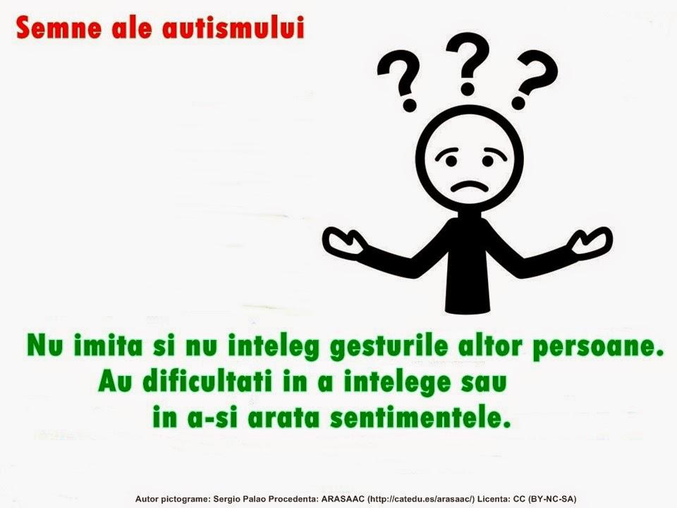 Semnele autismului