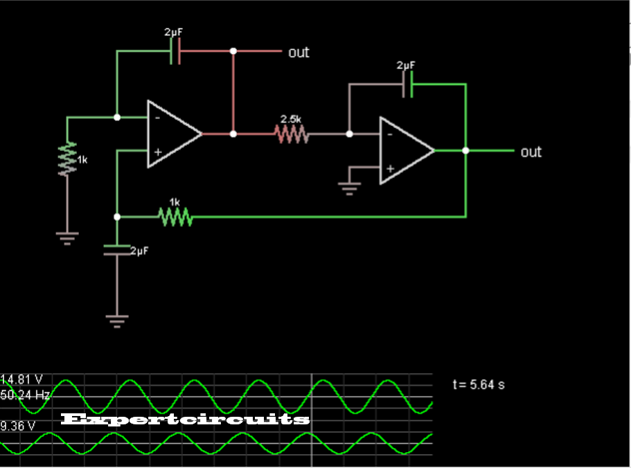 Simple Pure Sine Wave Inverter Circuit - 500 Watt Pure Sine