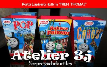 TREN THOMAS, sorpresas Infantiles
