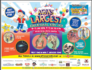 Asia's largest educational fair - Best weekend ever