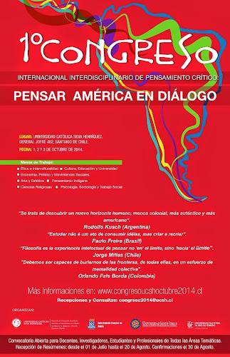 Pensar América en Diálogo