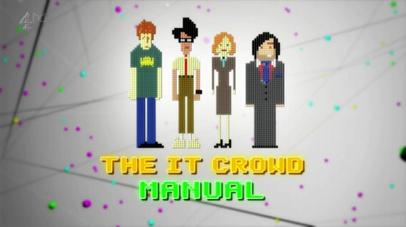 The IT Crowd Manual 720p HDTv