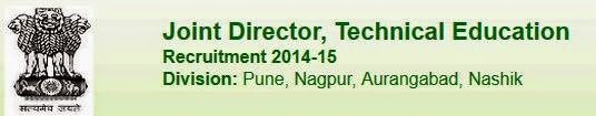 JDTE Nagpur 2015 Recruitment Result