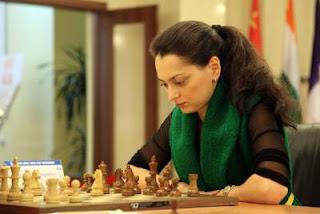Alexandra Kosteniuk - Photo ©  Anastasiya Karlovich