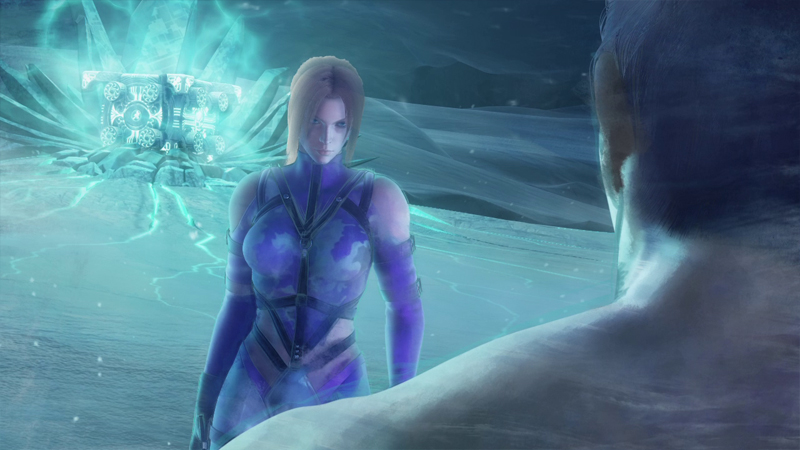 Tekken Nina Williams SFxTekken CG