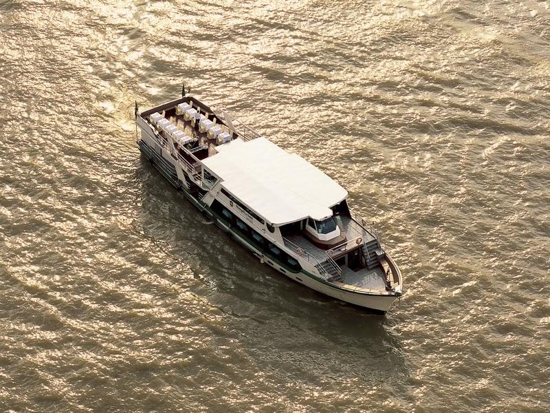 Horizon Cruise, Dinner River Cruise, Shangri-La Hotel Bangkok