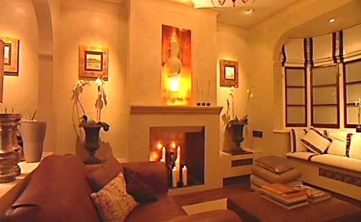 Living Room Decoration Modern Minimalist Furniture Living