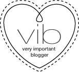 vib - very important blogger