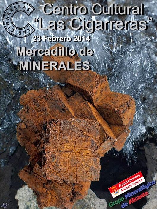 MERCADILLO DE MINERALES