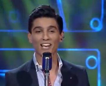 """فيديو: أغنية """"بعاد"""" بصوت محمد عساف 31-5-2013 عرب ايدول 2"""