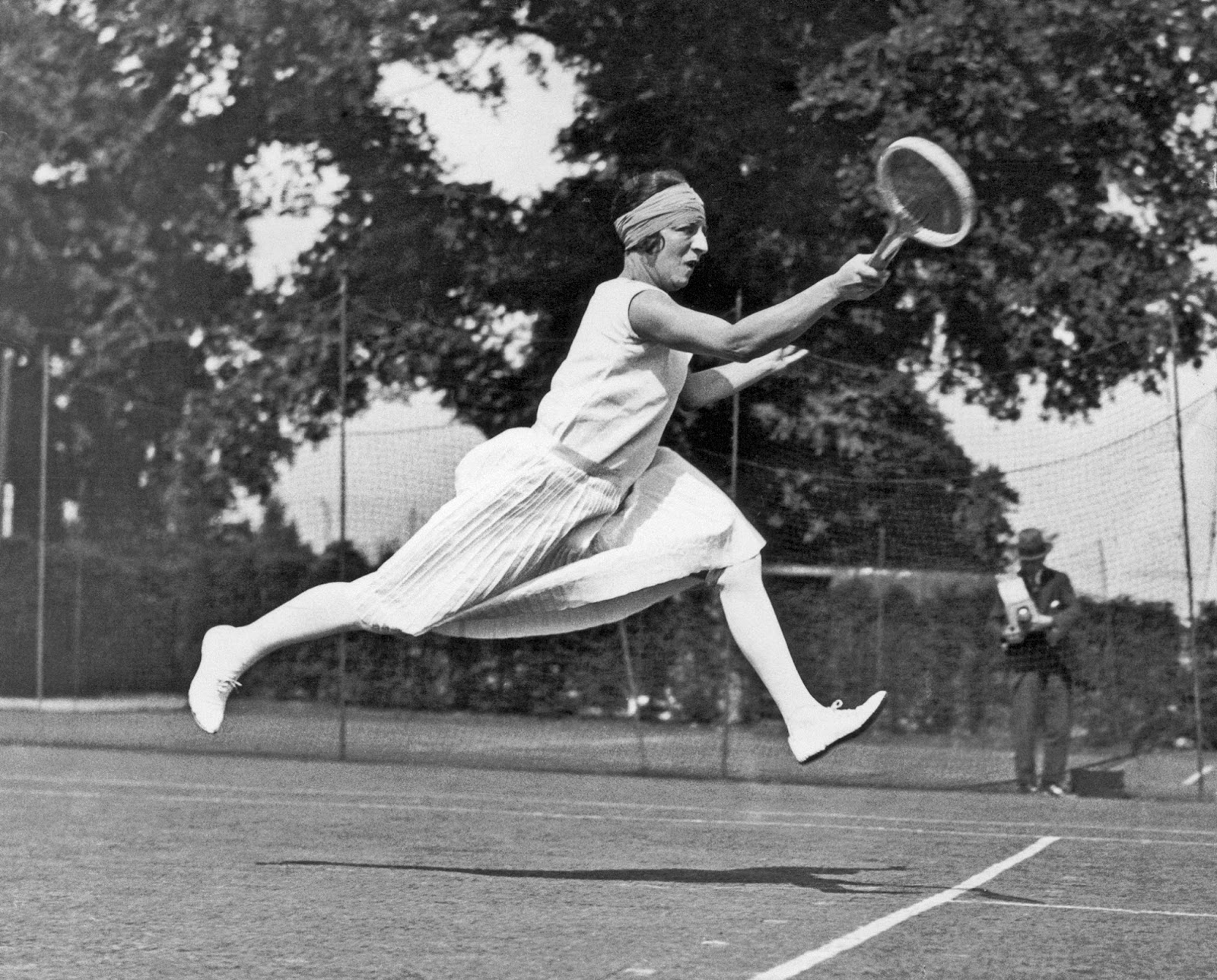 Was This How Tennis was Introduced?