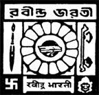 logo of rabindra bharati