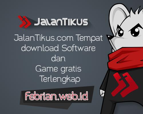 jalantikus download game android