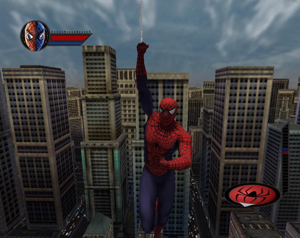 Spider-Man - PlayStation 2
