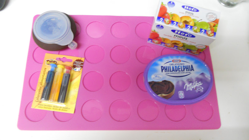 Pink cupcake diy macarons parisinos - Comprar thermomix corte ingles ...
