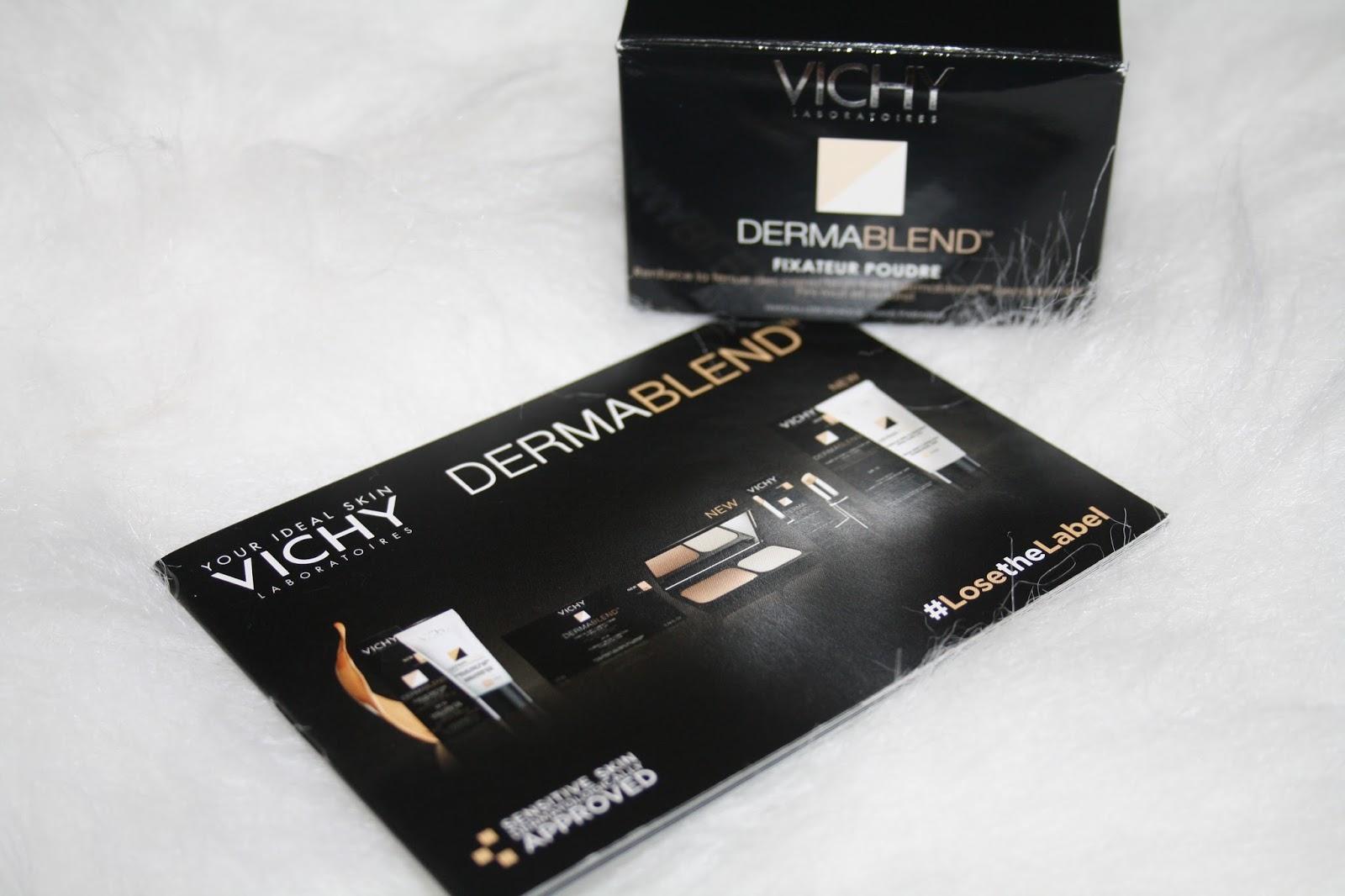 Vichy Dermablend Range