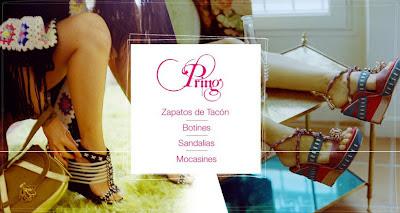 Zapatos hechos a mano de marca Pring