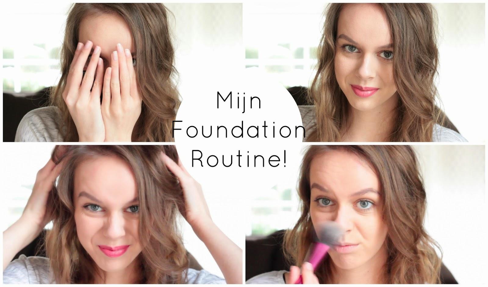 foundation routine