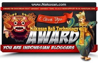 award nakusan