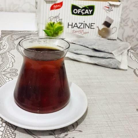 """Çay severlerin yeni gözdesi """"Ofçay Hazine Zengin Dem"""""""