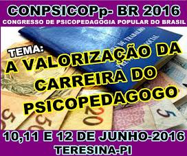 CONGRESSO DE PSICOPEDAGOGIA