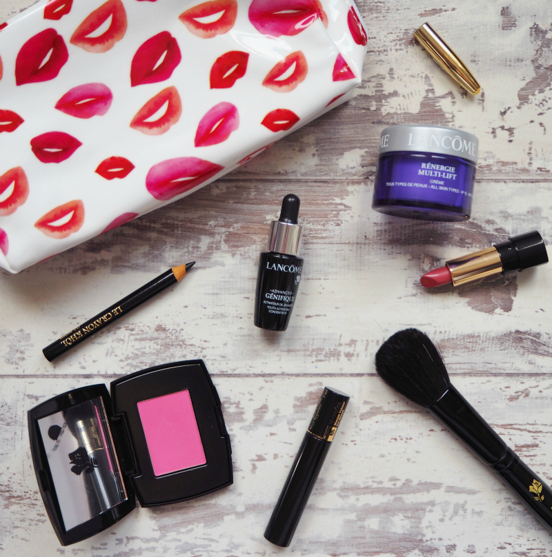 Current Lancome favourites and a fantastic gift with purchase ...