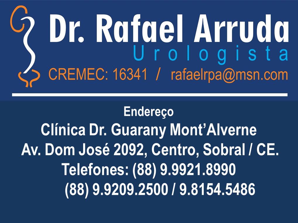 Dr. RAFAEL ARRUDA