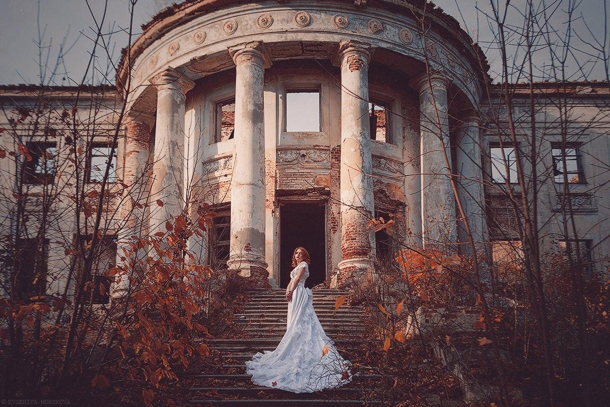 Морскова, развалины, фотошкола, Солотин, фотомастерская