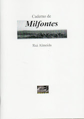 Caderno de Milfontes