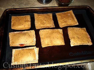 Homemade Pop tarts by Custom Taste