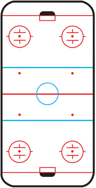 Mini Hockey Rink Diagram Wiring Diagram Database