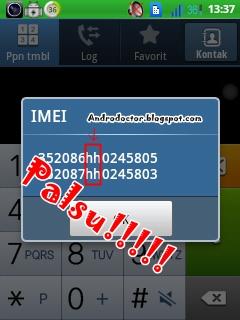 Artikel tentang Cara Cek Android Asli Atau Palsu Info Ponsel hanya ada ...