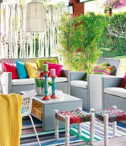 Suelo de terrazas decorar tu casa es - Decoracion casas de playa ...
