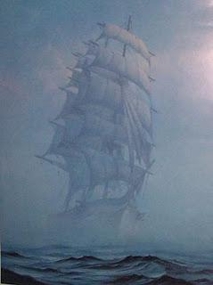 5 Besar Legenda Kapal Hantu Dunia