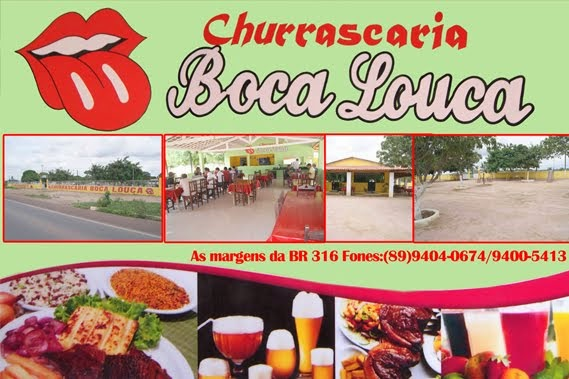 CHURRASCARIA BOCA LOUCA