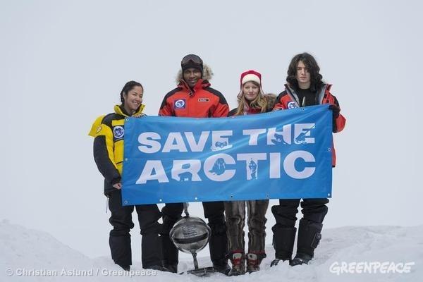 Seruan Global untuk Perlindungan Es Arktik