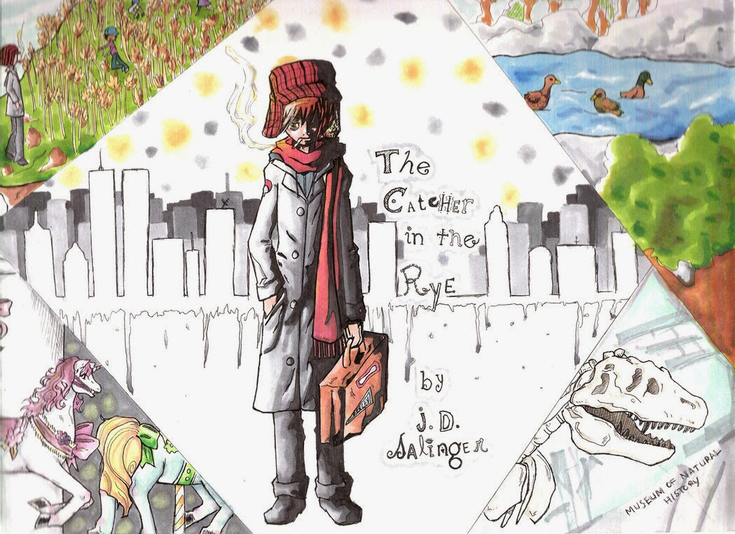 a character analysis of holden caulfield in the catcher in the rye by jd salinger