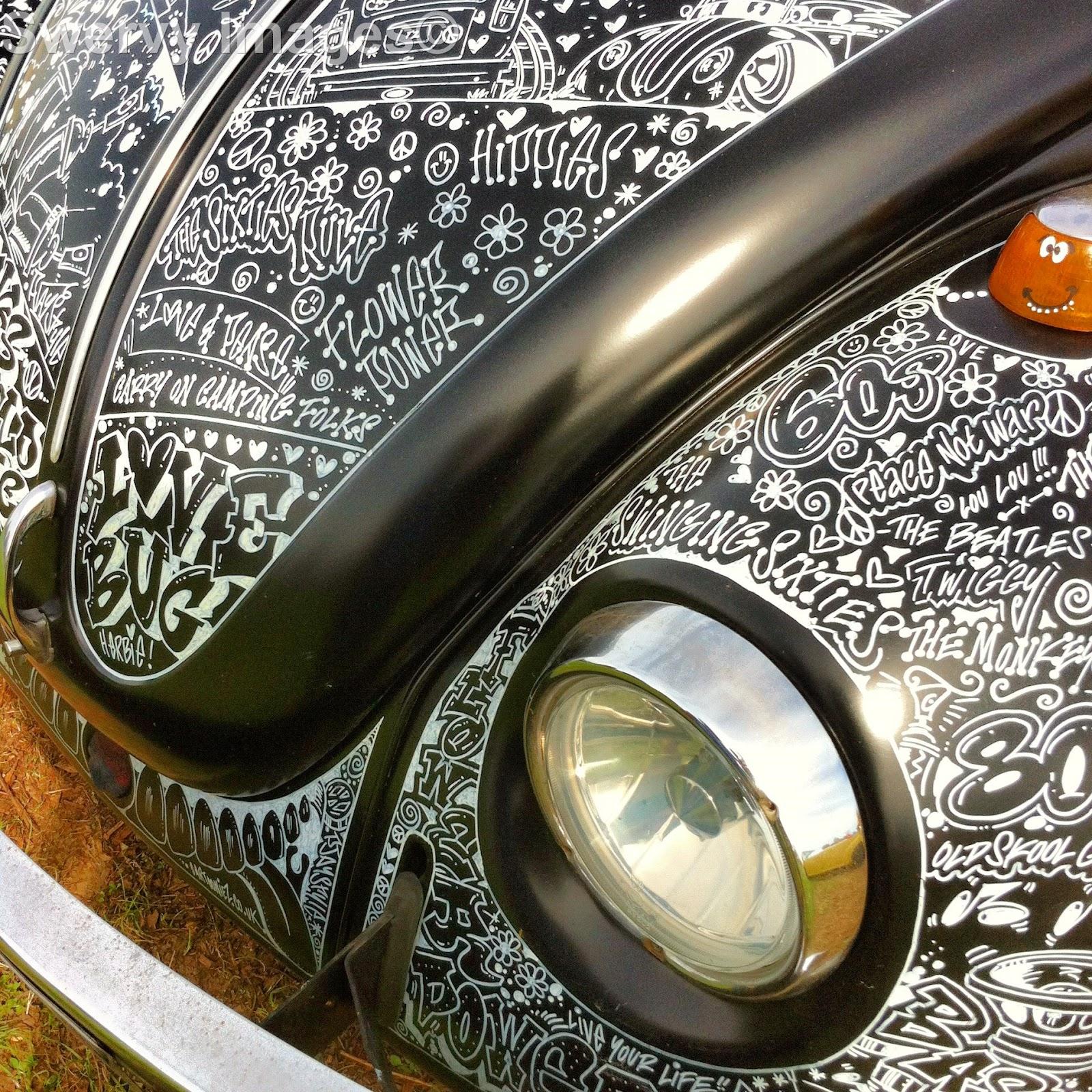vw Beetle Graffiti Graffiti vw Beetle