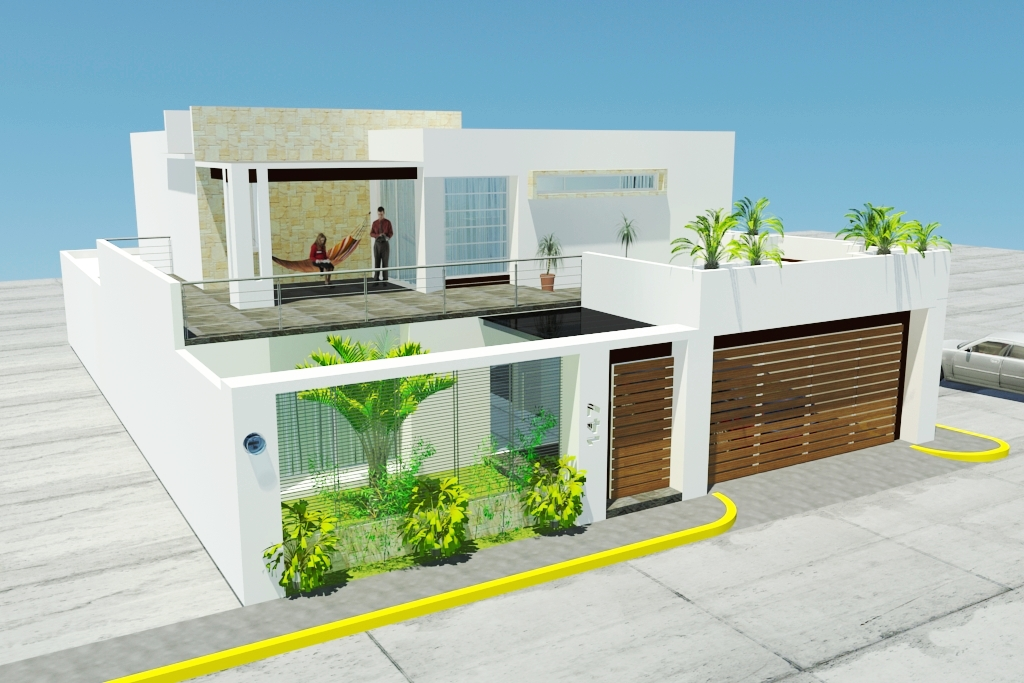 Dudas design casa acs for Diseno casa minimalista