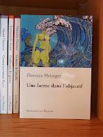 Une larme dans l'objectif - Florence Heiniger